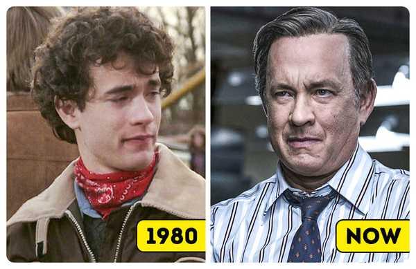 15 actores en sus comienzos y como están ahora. 7