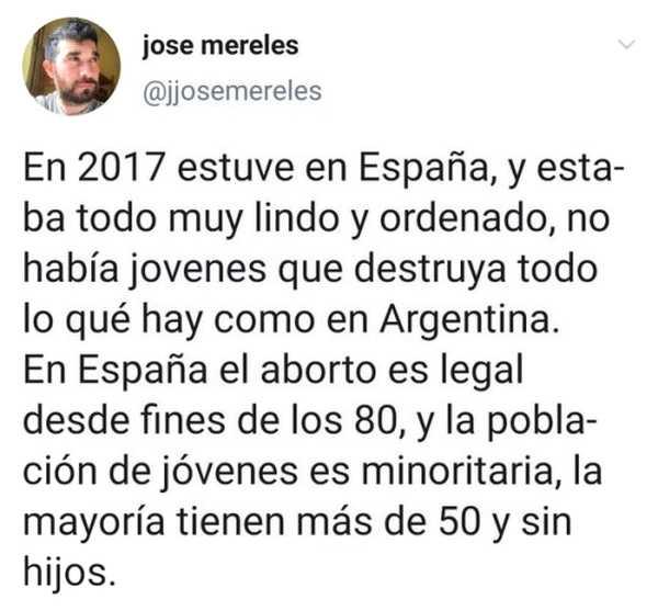 España, ese país de mutantes... 1