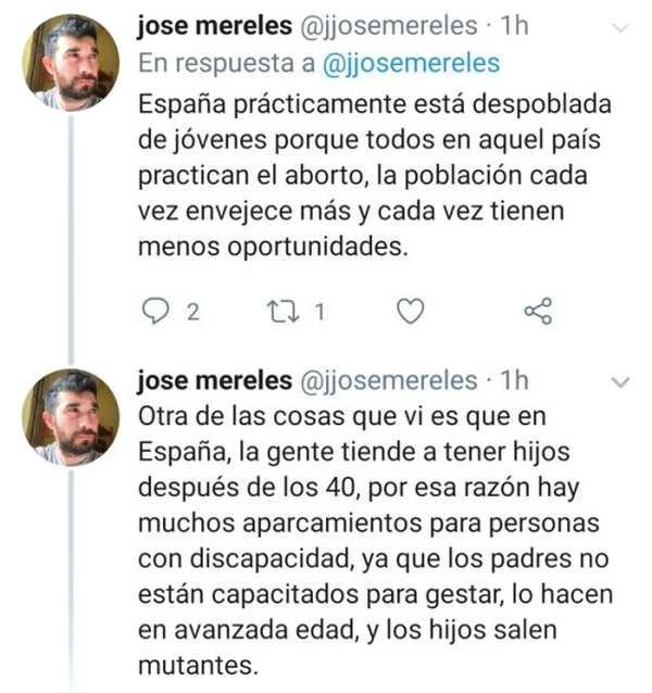 España, ese país de mutantes... 2