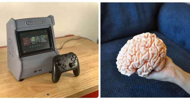 Ideas para imprimir en 3D.