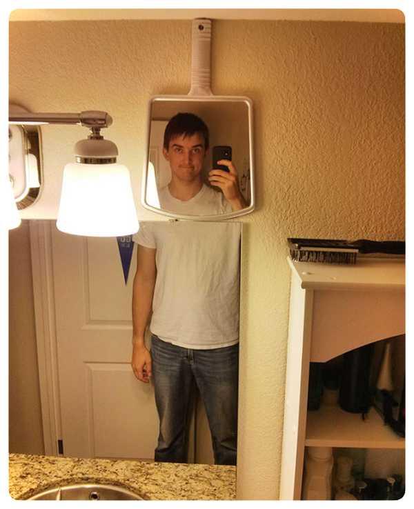 Los problemas de la gente alta, en imágenes. 8