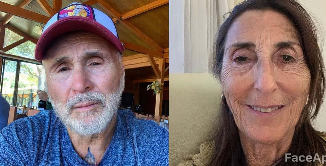 15 Famosos Españoles envejecidos con Faceapp. 3