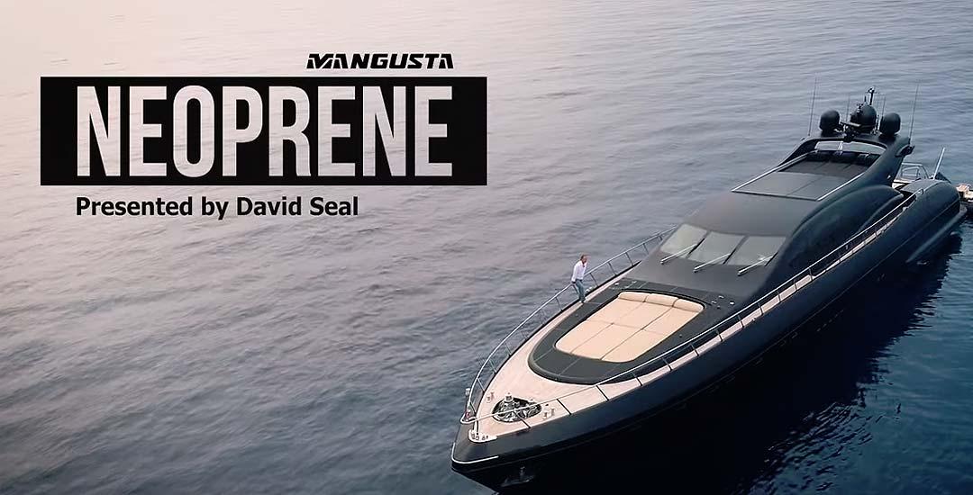 Yate Mangusta 108 Neoprene, un lujo al alcance de muy pocos.