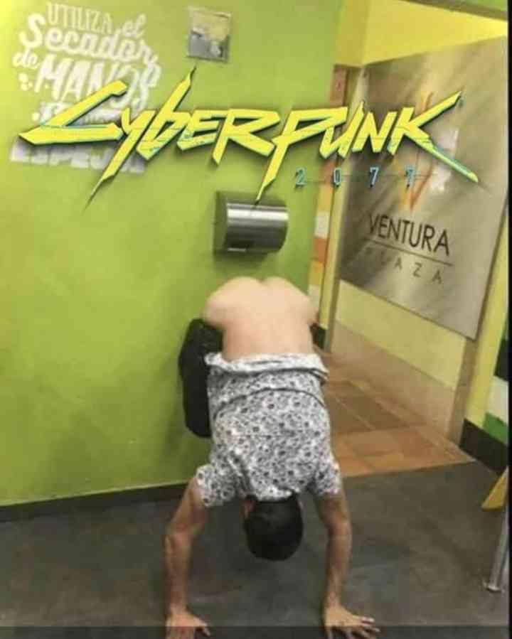 Memes de Cyberpunk 2077, 20 imágenes divertidas de gente que ya vive en el futuro. 2
