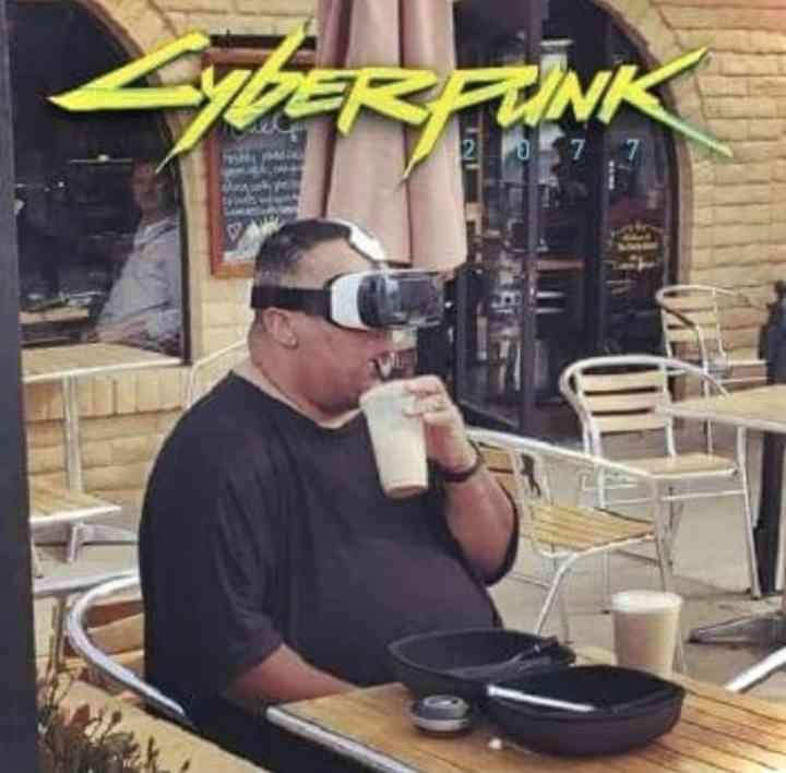 Memes de Cyberpunk 2077, 20 imágenes divertidas de gente que ya vive en el futuro. 3