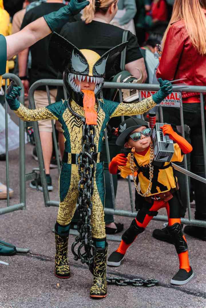 Los mejores cosplays de New York Comic-Con 2019 25