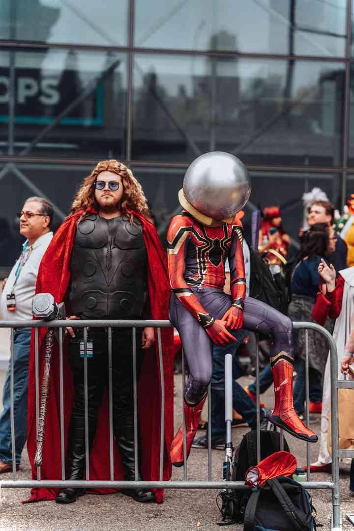 Los mejores cosplays de New York Comic-Con 2019 26