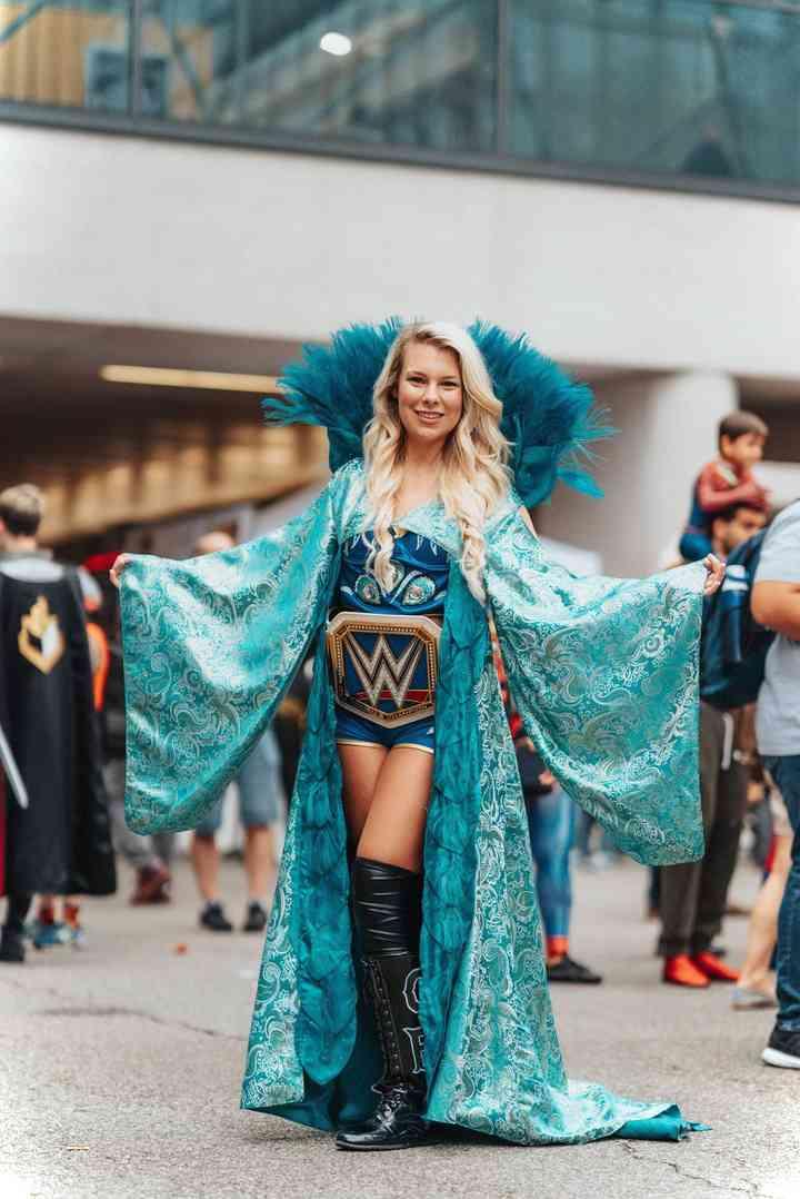Los mejores cosplays de New York Comic-Con 2019 28
