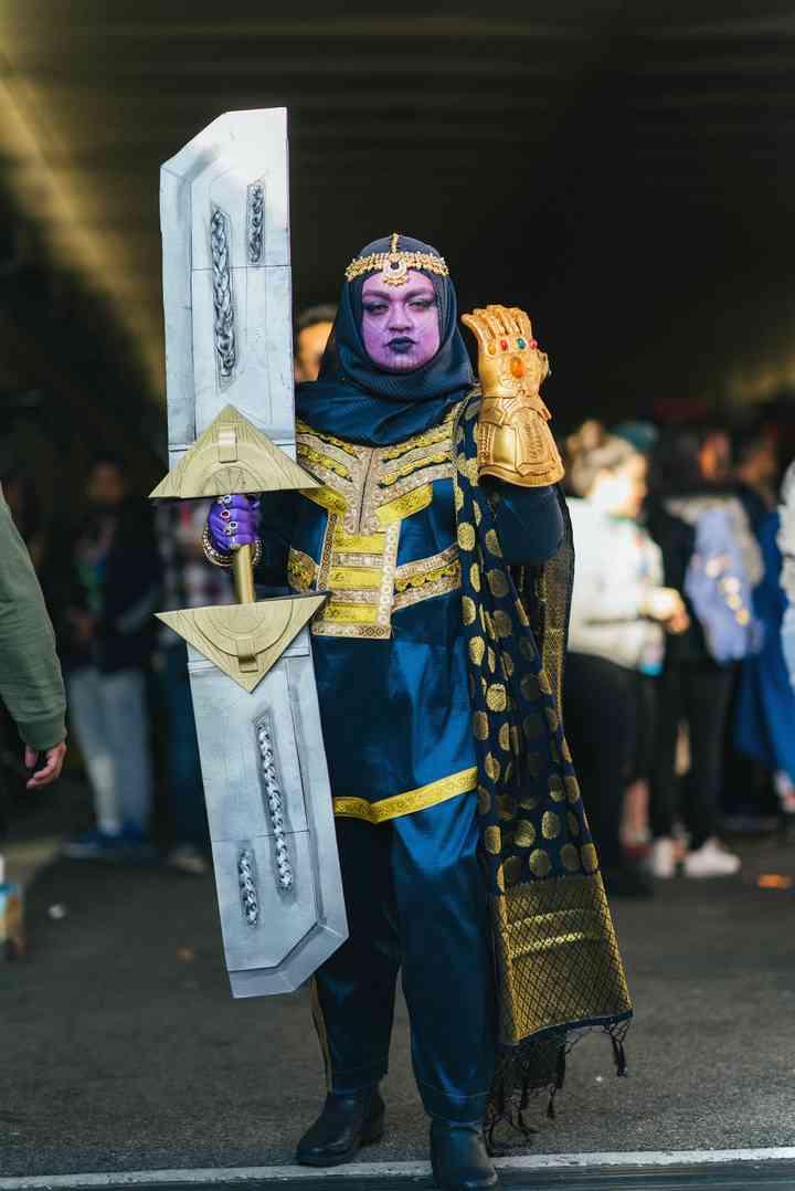 Los mejores cosplays de New York Comic-Con 2019 9
