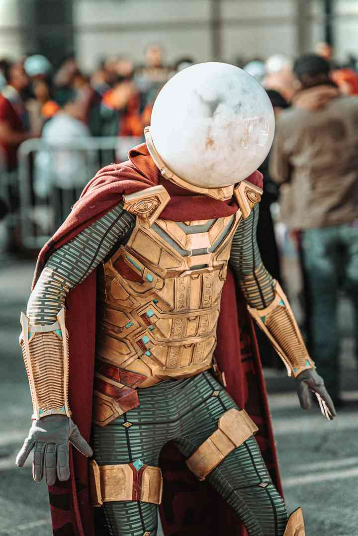 Los mejores cosplays de New York Comic-Con 2019 10