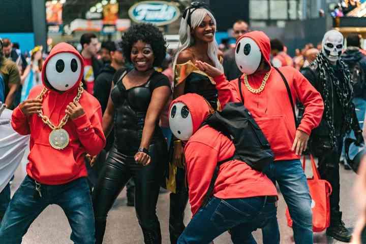 Los mejores cosplays de New York Comic-Con 2019 17