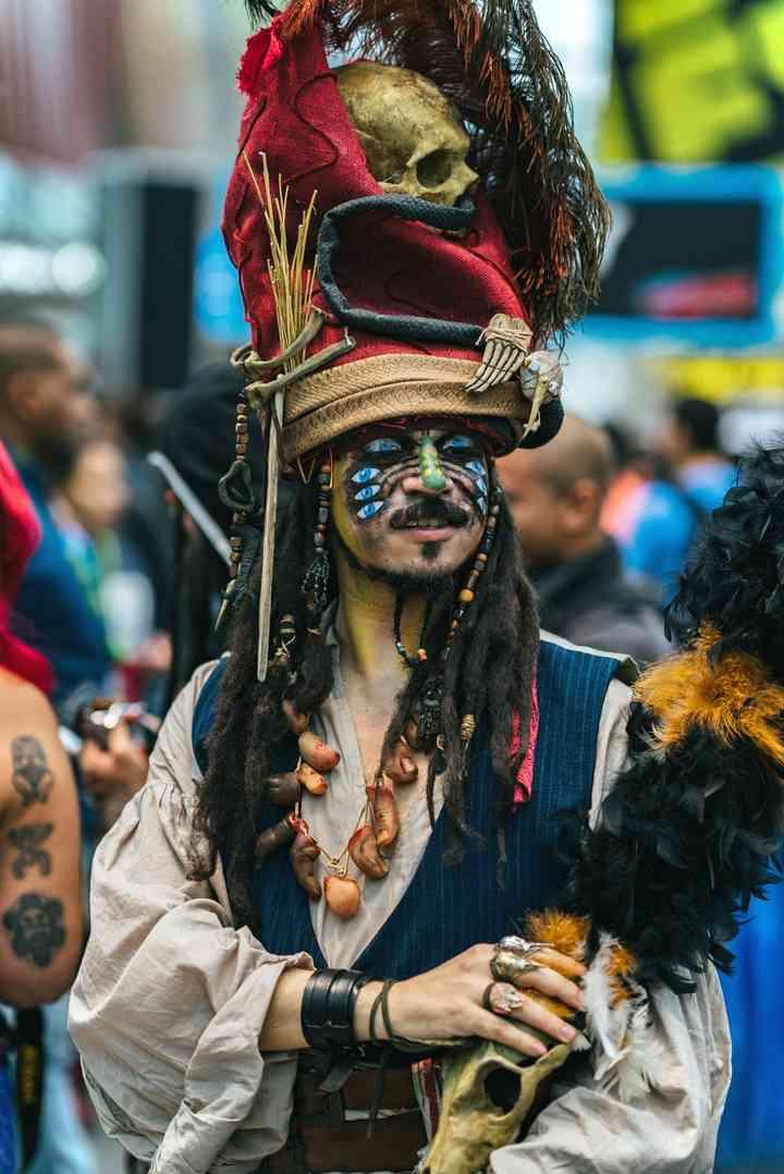 Los mejores cosplays de New York Comic-Con 2019 18