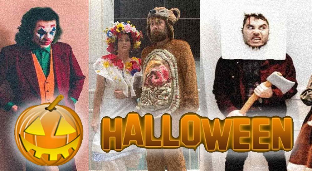 16 Disfraces para Halloween con los que dar la nota