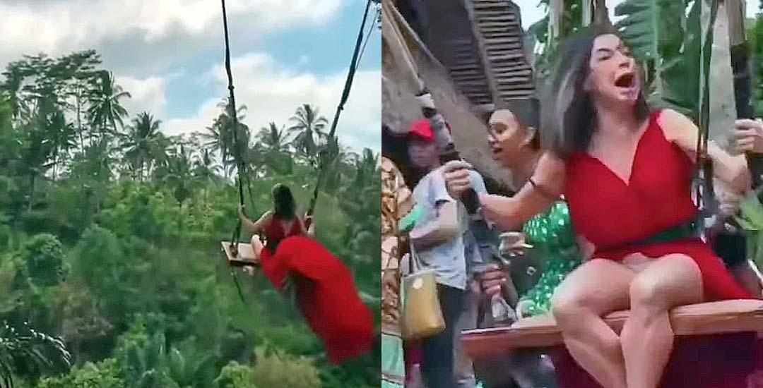Bali Swing, realidad frente a lo que nos venden en Instagram. 1