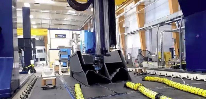 Descubre la impresora 3D más grande del mundo 1