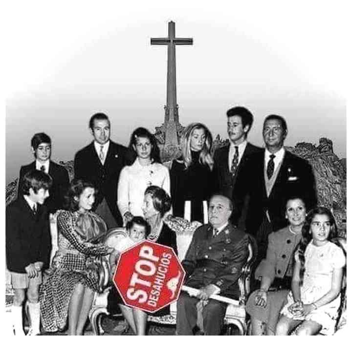 Los memes de Franco y su exhumación 2