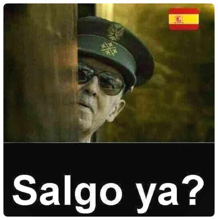 Los memes de Franco y su exhumación 4