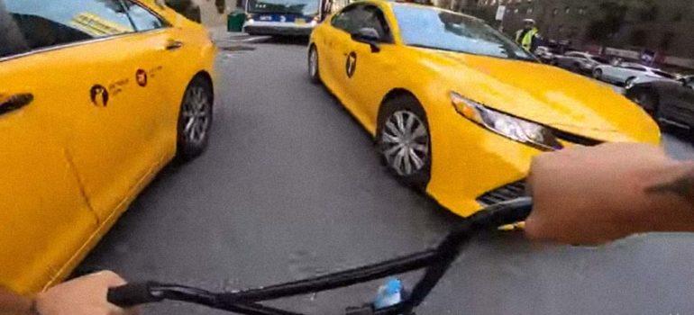 Un paseo por Nueva York en bicicleta que te va a poner los pelos de punta 6