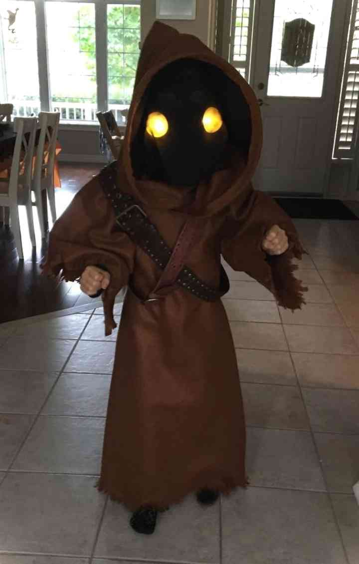 14 Niños que han triunfado en Halloween con su disfraz 14