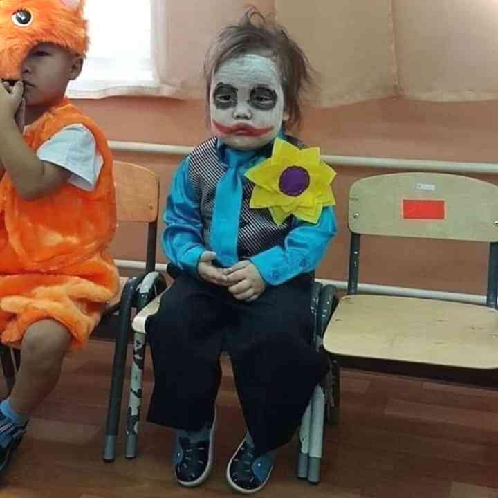 14 Niños que han triunfado en Halloween con su disfraz 2