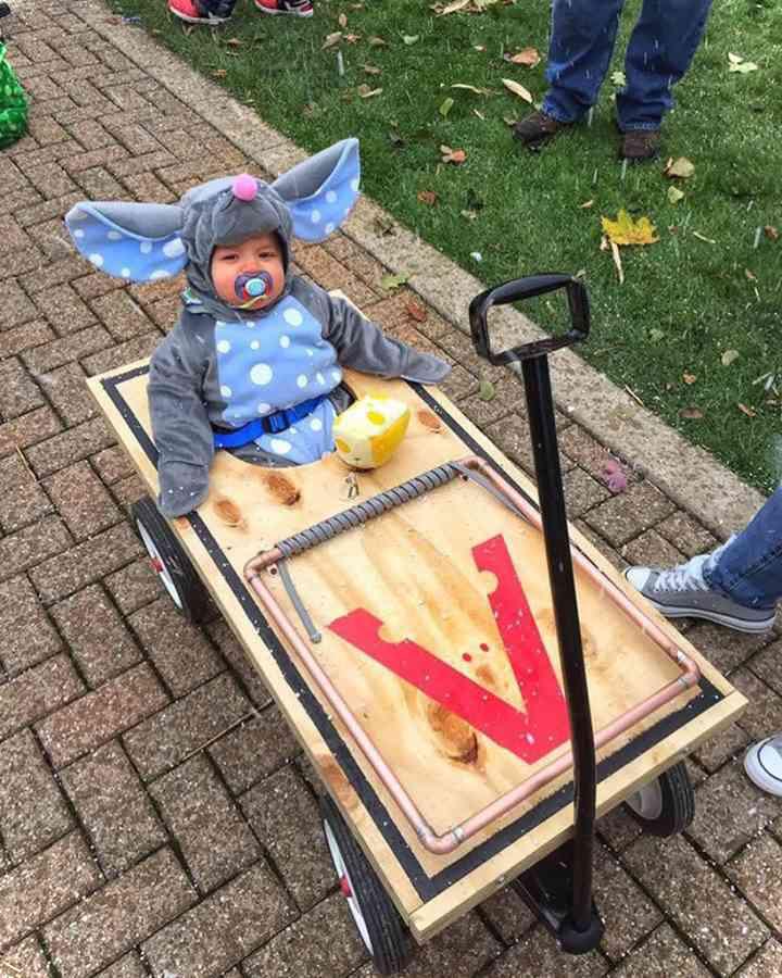 14 Niños que han triunfado en Halloween con su disfraz 3