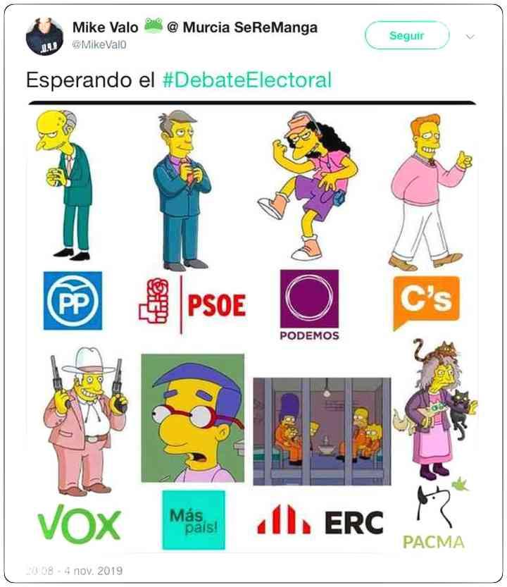 Todos los memes del Debate Electoral 14