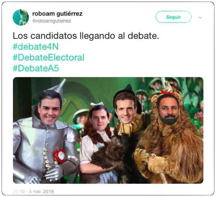 Todos los memes del Debate Electoral 15