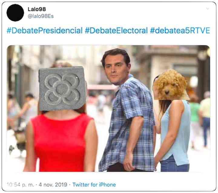 Todos los memes del Debate Electoral 27