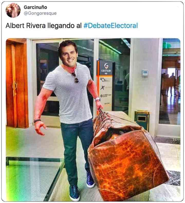 Todos los memes del Debate Electoral 28