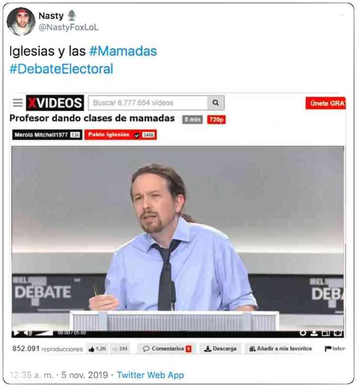 Todos los memes del Debate Electoral 33