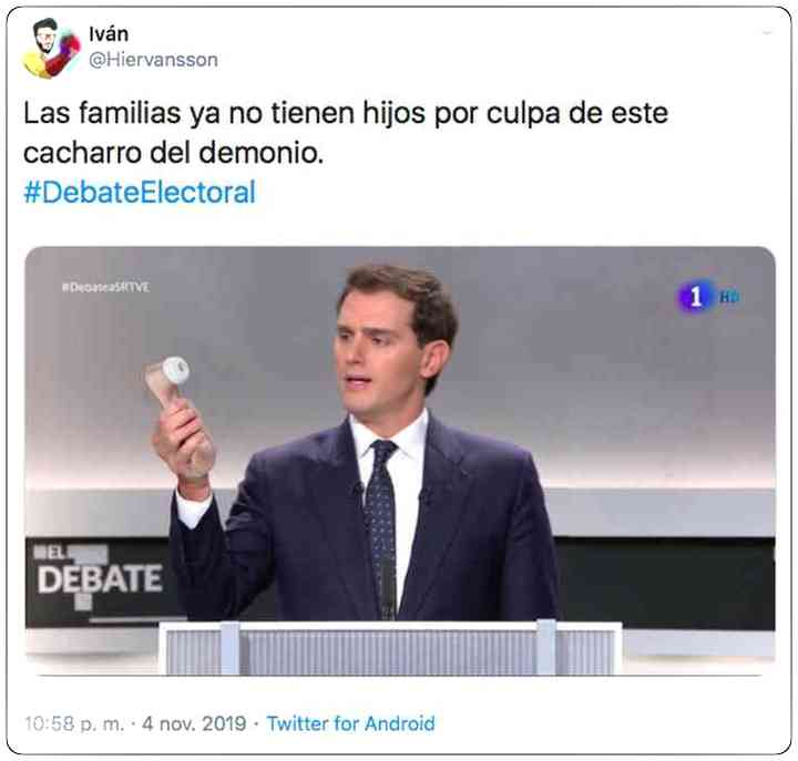 Todos los memes del Debate Electoral 34