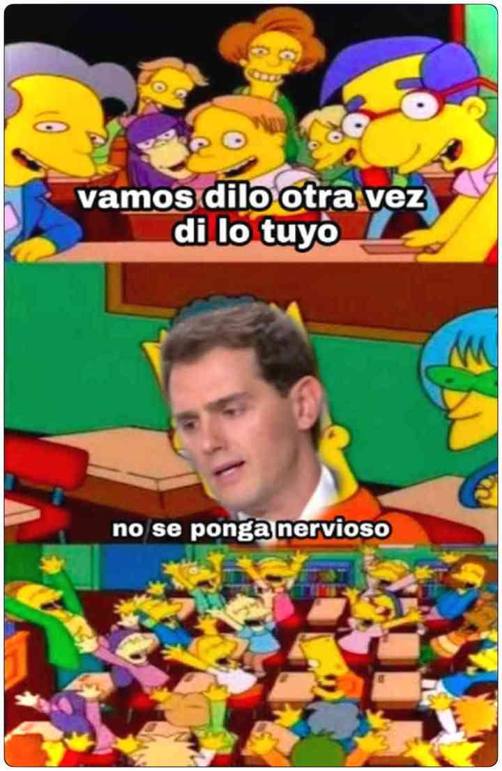 Todos los memes del Debate Electoral 1