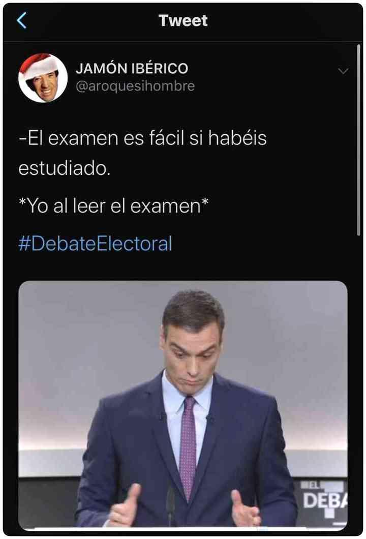 Todos los memes del Debate Electoral 4