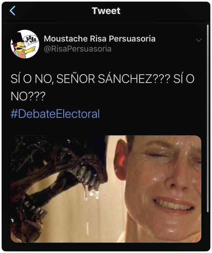 Todos los memes del Debate Electoral 6