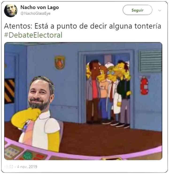 Todos los memes del Debate Electoral 13