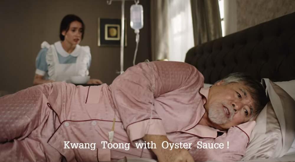 Este anuncio Tailandés sobre las verduras, es lo más loco que vas a ver 7