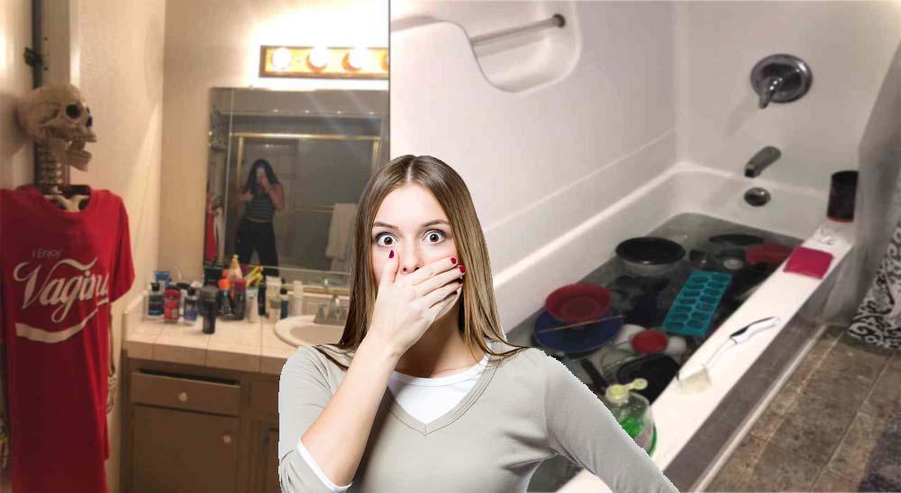 20 Extrañas cosas encontradas en los baños de hombres