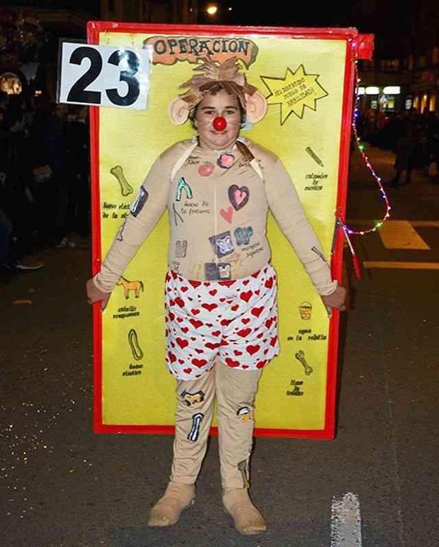 Algunos originales disfraces de Carnaval que se han visto este año 1