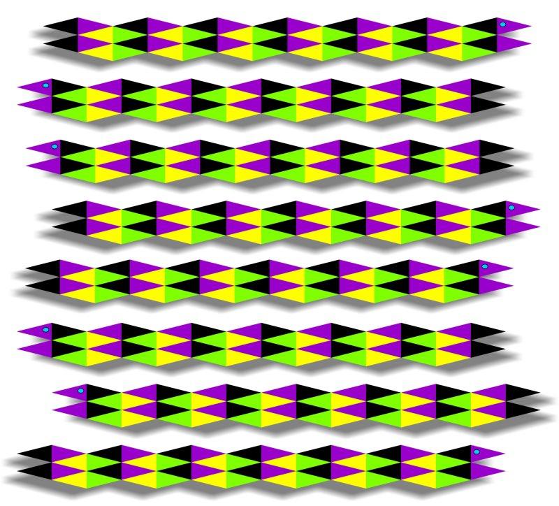 Ilusión óptica, así afecta el campo de visión a la percepción de la velocidad 1