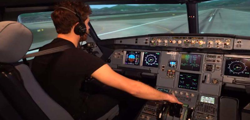 ¿Puede un pasajero cualquiera aterrizar un avión? 1