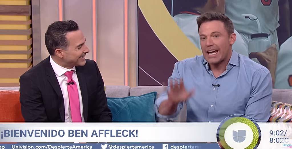 Ben Affleck demuestra lo bien que habla Español 3