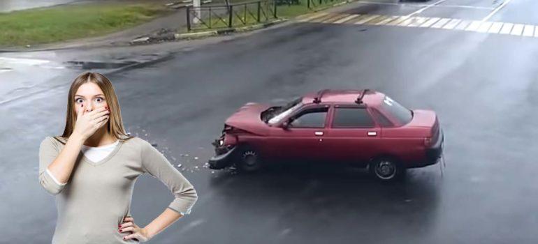 Accidentes de coche que nadie puede explicar 3