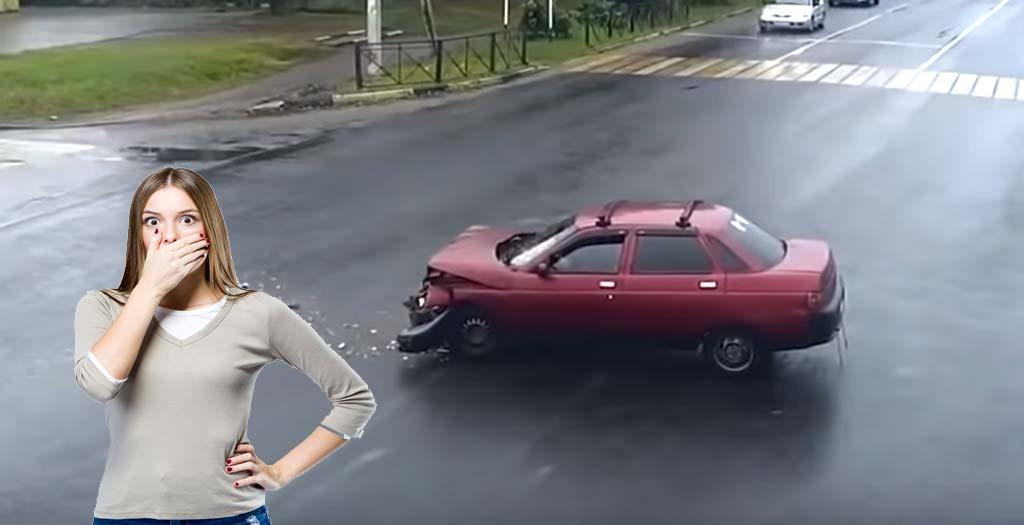 Accidentes de coche que nadie puede explicar 5