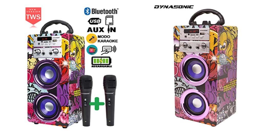 5 Altavoces Bluetooth que puedes comprar a buen precio 4
