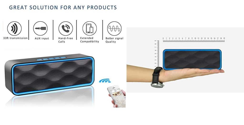 5 Altavoces Bluetooth que puedes comprar a buen precio 2