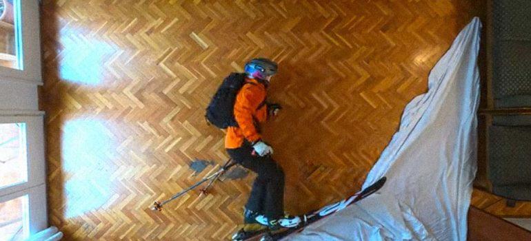 Practicando escalada y esquí sin salir de casa 4