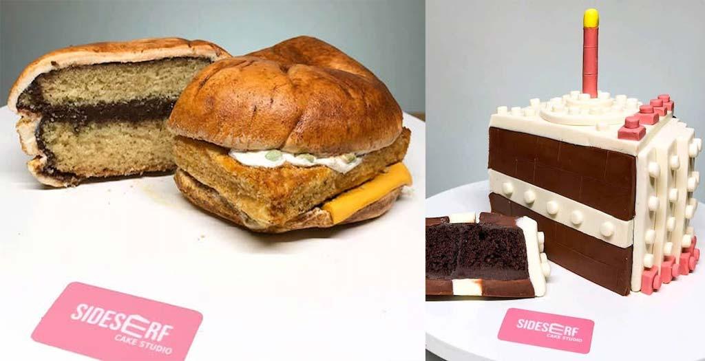 Estas son las tartas más realistas que has visto nunca 2