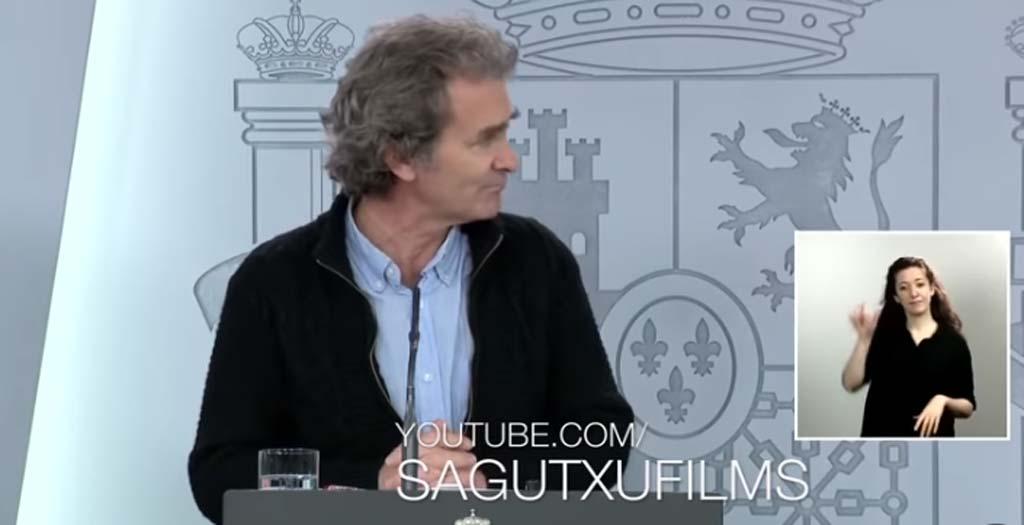 Vídeo de Fernando Simón cantando HOLA MI AMOR de Junco 3