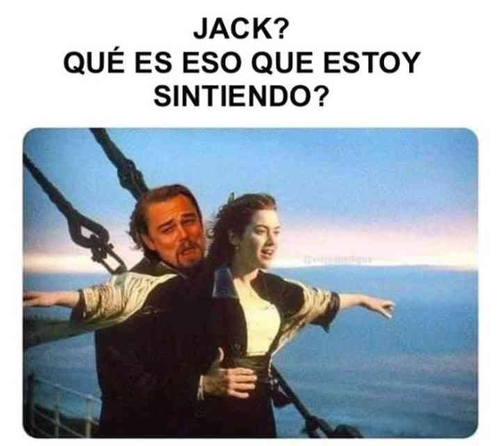 Jack estaba muy contento... 1