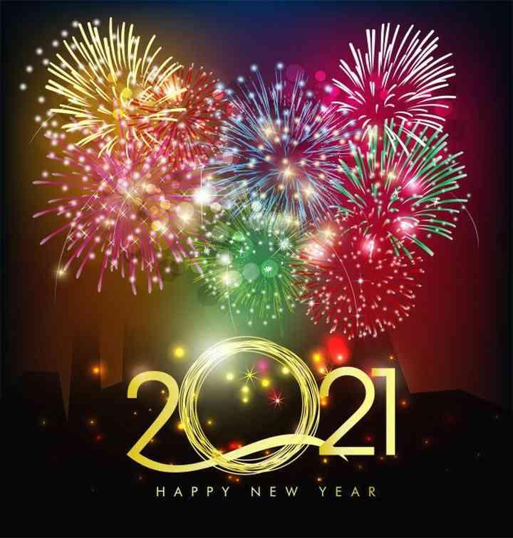 Felicitaciones de Navidad y Año Nuevo 2020 - 2021 12